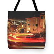 There's Magic In The Night Tote Bag
