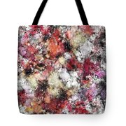 Thermal Fractures Tote Bag