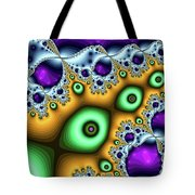 These Eyes Are Green Tote Bag by Don Northup