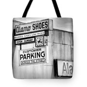 These Shoes Alamo Shoes Tote Bag