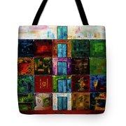 Thirty Rooms Tote Bag