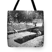 This Is A Planned Dig Tote Bag