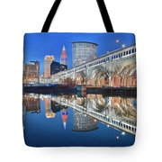 This Is Cleveland II Tote Bag