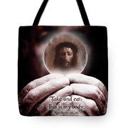 This Is My Body... Tote Bag