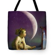 This Side Of Morning Tote Bag
