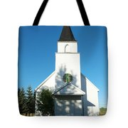 Those Sunday Hyms Tote Bag
