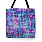 Thought Patterns #4 Tote Bag