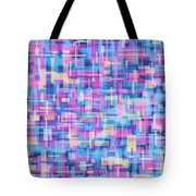Thought Patterns #5 Tote Bag