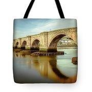 Three Bridges. Tote Bag