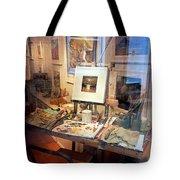 Through An Artists Window Tote Bag