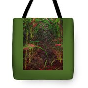 Cathedral Of Corn Tote Bag