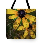 Through The Meadow Grasses Tote Bag