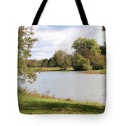 Thurman-hutchins Park - Louisville Tote Bag by Art Block Collections