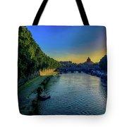 Tiber Evening Tote Bag