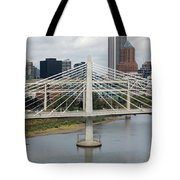 Tilikum Crossing, Portland, Oregon, Usa Tote Bag