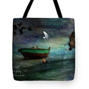 Time To Heal Tote Bag