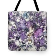 To Quietly Crumble Tote Bag