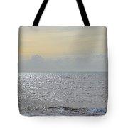 To See The Sea Tote Bag