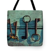 To Unlock Tote Bag