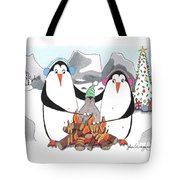 Toasty Goodness Tote Bag by John Wiegand