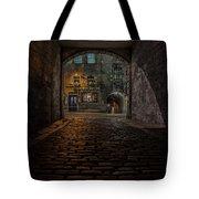 Tolbooth Tavern Tote Bag