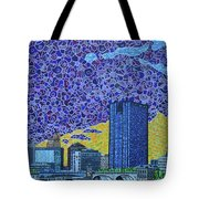Toledo, Ohio Tote Bag