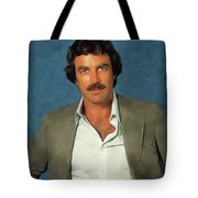 Tom Selleck, Actor Tote Bag