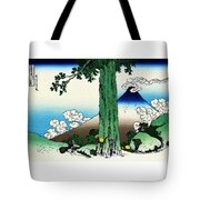 Top Quality Art - Mt,fuji36view-koshu Mishimagoe Tote Bag