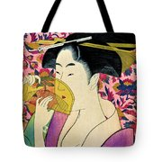 Top Quality Art - Woman With A Comb Tote Bag