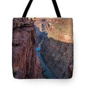 Toroweap Looking East Tote Bag