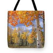 Touch Of Fall Tote Bag