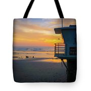 Tower 19, Office With A View Tote Bag