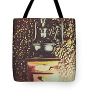 Traditional Cafe Tote Bag