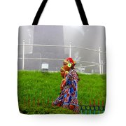 Traditional Look Tote Bag
