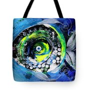 Transsexual Echo Fish Tote Bag