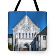 Trappist Monastery Of The Holy Spirit  Tote Bag
