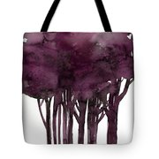 Tree Impressions 1j Tote Bag