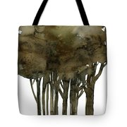 Tree Impressions No. 1a Tote Bag