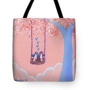 Tree Swing 3 Tote Bag
