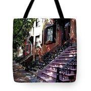 Tremont Street Boston Tote Bag