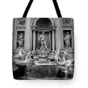 Trevi Fountain - Fontana Di Trevi Tote Bag