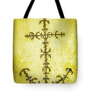 Tribal Waters Tote Bag