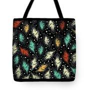 Tropical Design Pattern Tote Bag