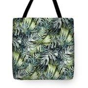 Tropical Leaves I Tote Bag
