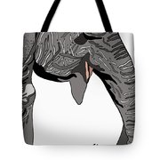 Trunk King Tote Bag