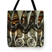 Tubes And Valves Tote Bag