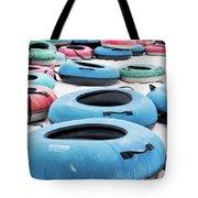 Tubing Tote Bag