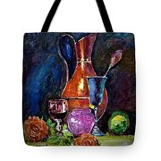 Tulip In Still Life Tote Bag