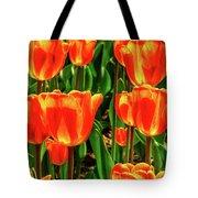 Tulips 2019d Tote Bag