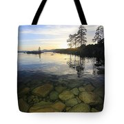 Twilight Immersion Tote Bag
